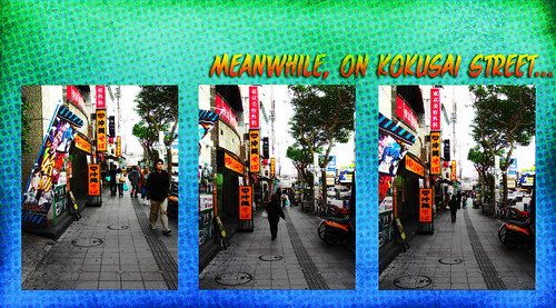 Kokusai Street, Okinawa