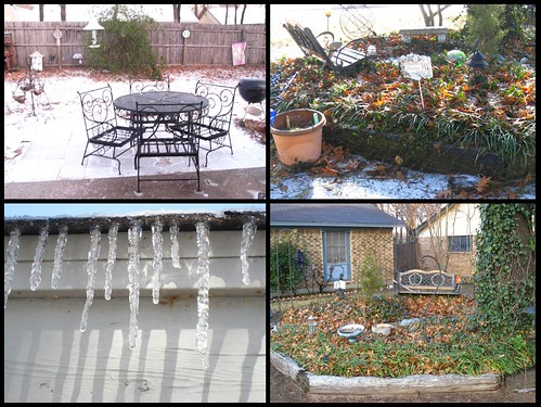 Winter in North Texas Mosaic
