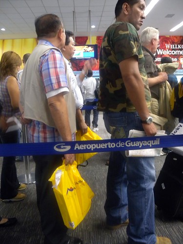 Guayaquil immigration
