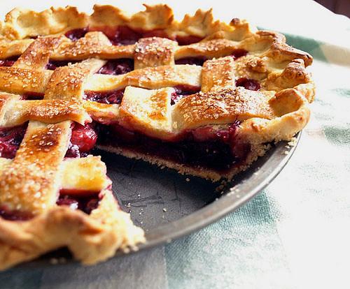 Cherry Pie, again