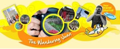 Wandering Juan Website