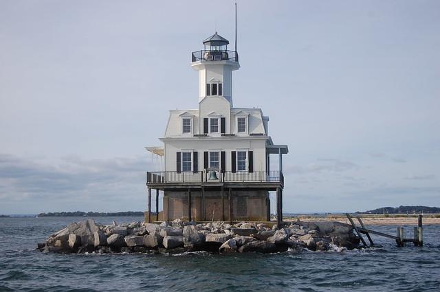 Long Beach Bar Lighthouse*