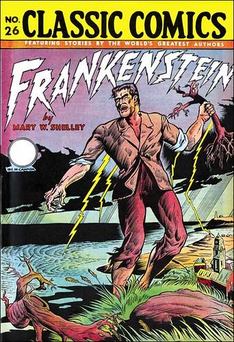 Classic Comics 26