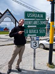 Von La Quiaca kommen wir...
