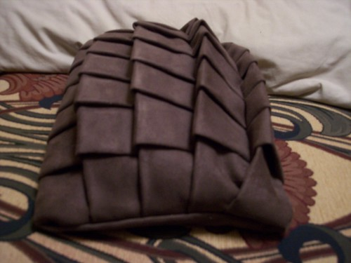 """First test """"oceania"""" pillow by you."""