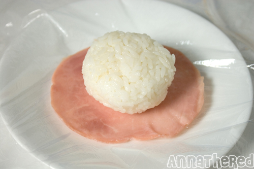how to make plastic rice