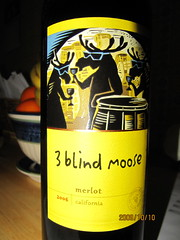 3 Blind Moose