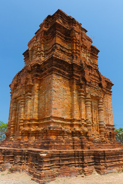 Cham Temples, Phan Thiet