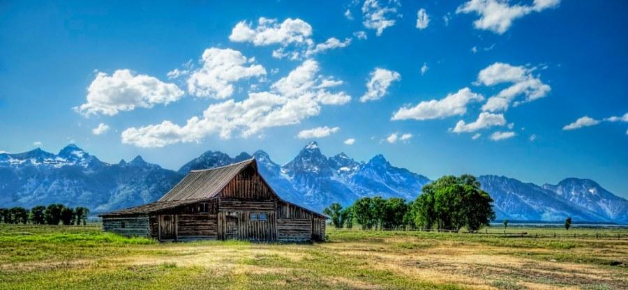 A Weekend in Wyoming