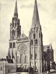 Chartres Cathedral, West Front