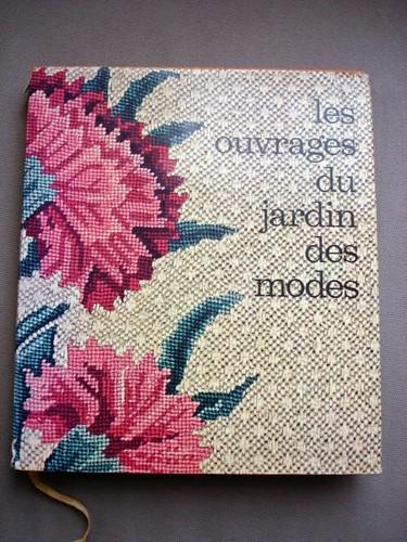 les ouvrages du jardin des modes