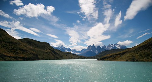 Lago Porteno, Patagonia