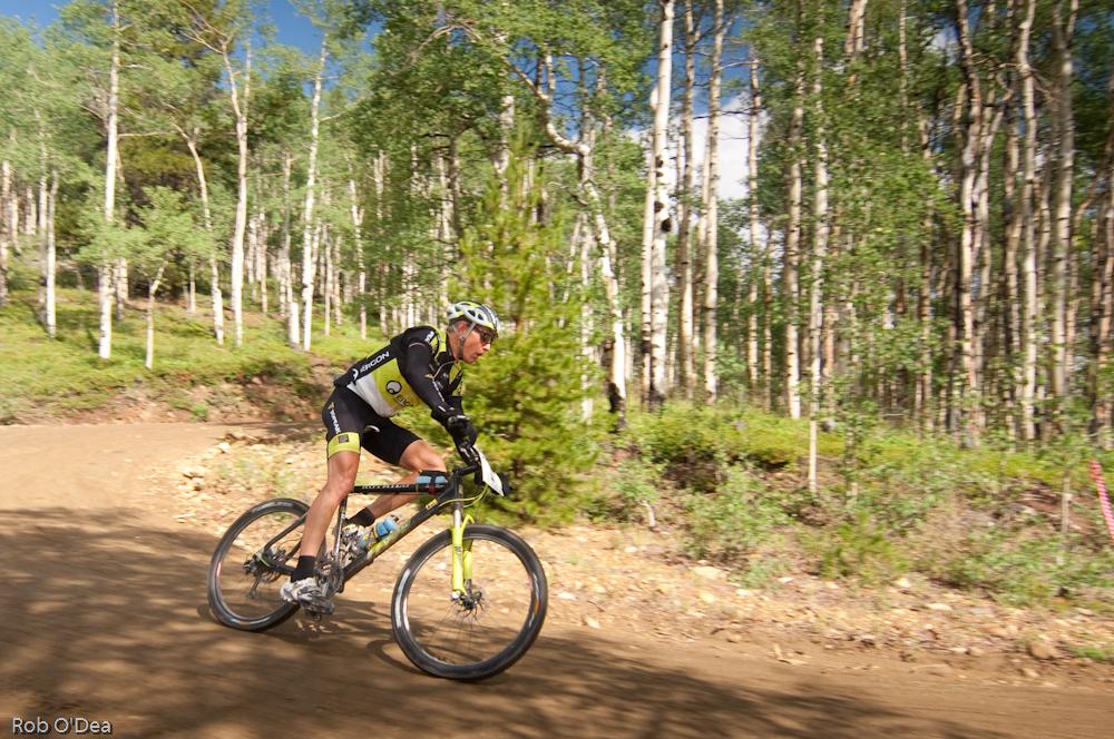 Dave Wiens, 2009 Leadville 100