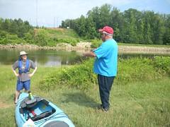 Saluda River Paddle-2