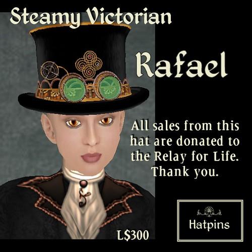 Steamy Victorian - Rafael