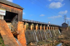 Columbia Spillway HDR