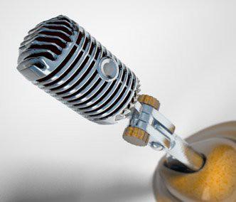 micrófono por ti.