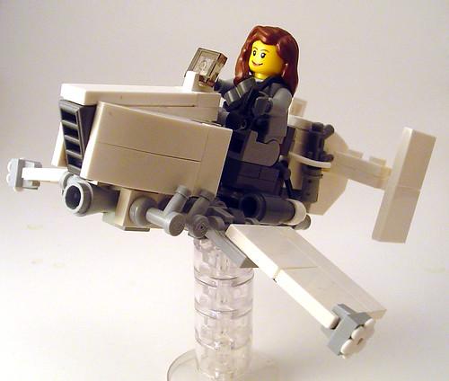 LEGO scout plane