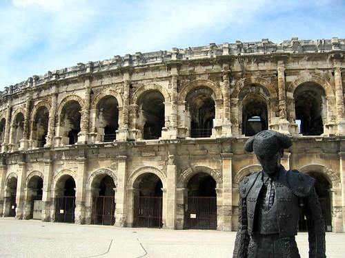 Arènes de Nîmes.