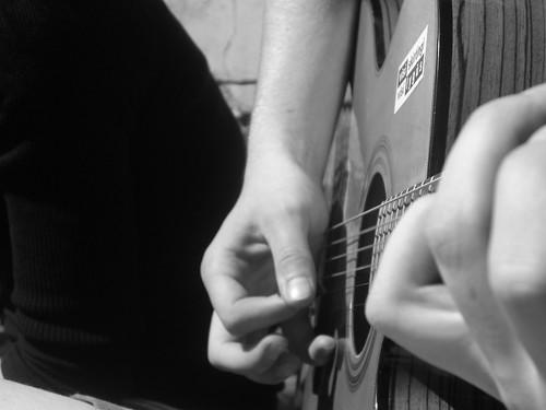 Dar kartą gitara