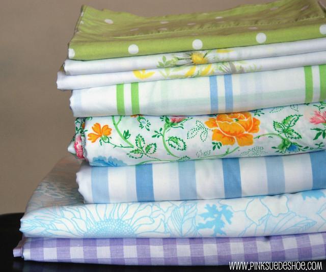 new sheets