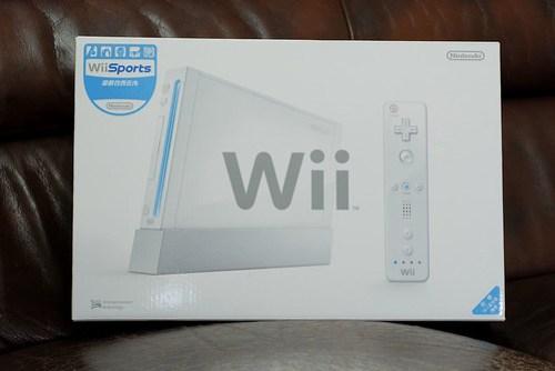 我一定是失心瘋了,居然愛上玩遊戲,花了大把錢買 Wii