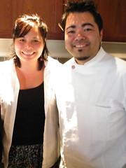 with Chef Katsuya Fukushima, MyLastBite.com