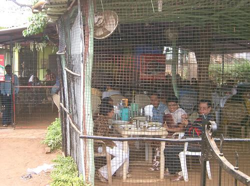 Restaurante en Pachmarhi