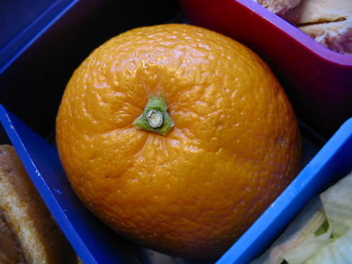 is it an orange?