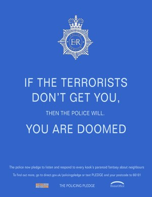 The Policing Pledge - UK