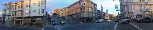 Polk & Union, Russian Hill, San Francisco