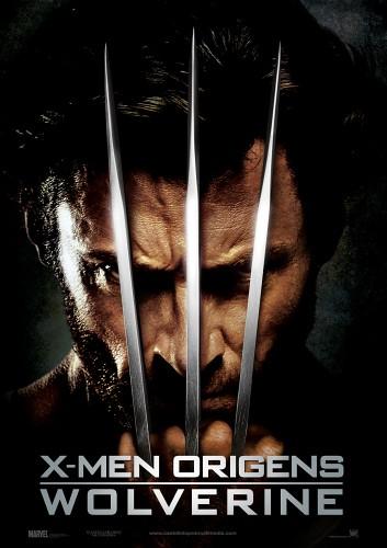 X-Men Origens -  Wolverine por você.