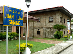Juan Luna Shrine_Fascade