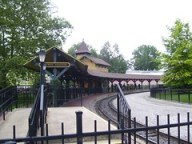 Cedar Point - Funway Station