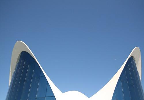 L'Oceanografic Architecture