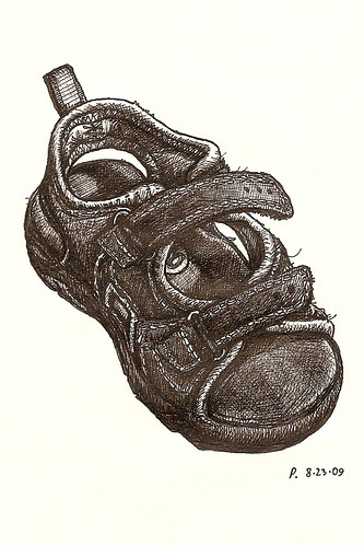 #8: circo sandal