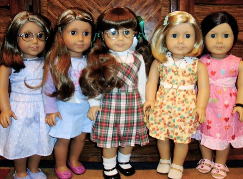 My American Girls