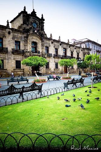 Palacio de Gobierno Centro Guadalajara Jalisco Mexico