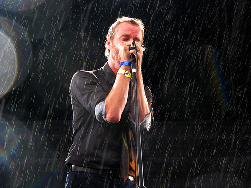 The National at All Points West; photo by Jillian Mapes