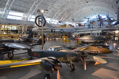 Steven F. Udvar-Hazy Center: View over World W...