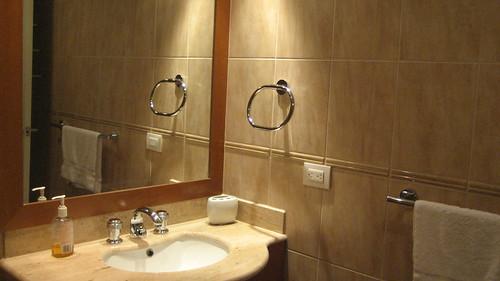 Oceania Condo Bathroom