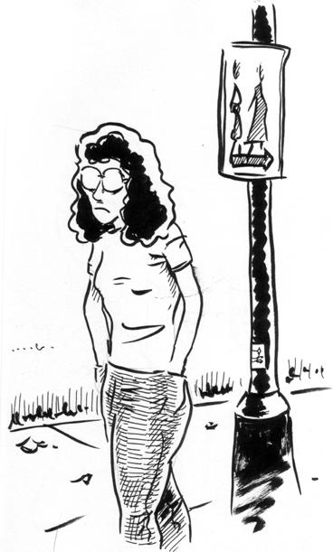 walkinglady