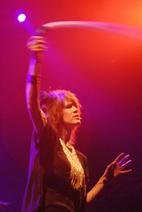 Imogen Heap at Bluesfest on Saturday