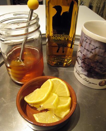 American Honey Hot Toddy