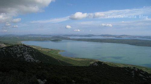 Vransko Jezero Lake