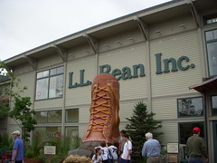 L. L. Bean in Freeport