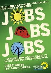 Jobs, Jobs, Jobs