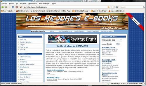 interesante bibliografía en español