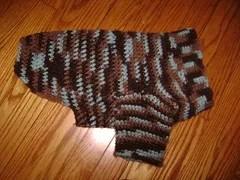 Iggy's Dog Sweater Pattern/Tutorial (6/6)