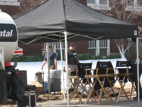 Director's Tent